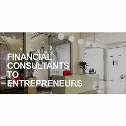 Corporate Financial Consultant Service