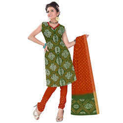 Bandhani Stylish Suit