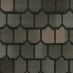Weathered Wood Roof Shingles