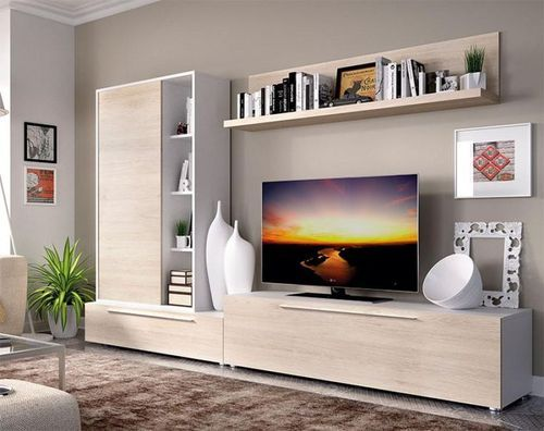 Stainless Steel Wooden Tv Cabinet Stand Warranty 2 Year Rs 850