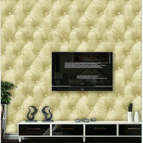 Modern Yara Luxury 3d Wallpaper For Living Room Rs 2000 Roll Id