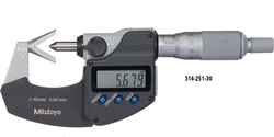 V-Anvil Micrometers