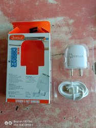 Mobilla High Quality White Mobile Charger