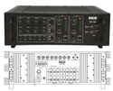 TZA-7000 Two Zone PA Mixer Amplifiers