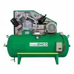 Reciprocating Air Compressor 220ltr, 5HP AC220: Poweremco