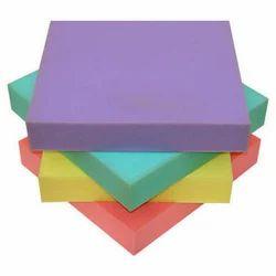 Colored Flexible Foam