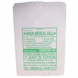 14 x 22 cm Medicine Printed Paper Envelope