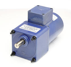Single Phase 25 Watt E.M Brake Geared Motor