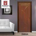 Omega Decorative Wooden Membrane Designer Door