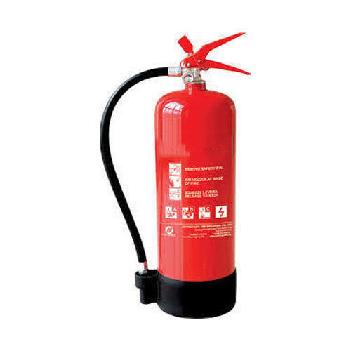 Mild Steel 6 kg DCP Portable Fire Extinguisher Stored Pressure Type, for Office