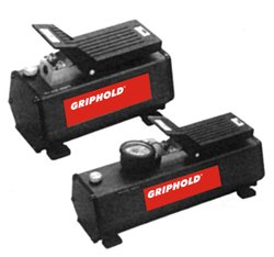 GRIPHOLD Pneumatic Air Hydraulic Foot Pumps