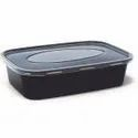Rectangular C 500ml Plastic Rectangle Container, For Packaging