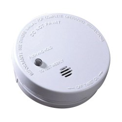 U-safe White Smoke Detector, for Office Buildings
