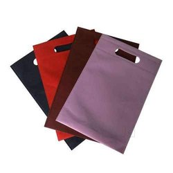 Non Woven D-Cut Bag, Capacity: 5Kg
