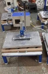Manual Scrubber packaging Machine