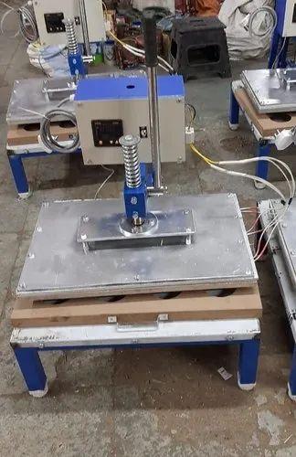 Manual Scrubber packaging Machine