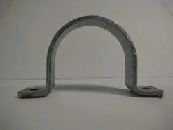 U shaped metal clamp