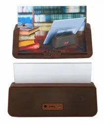 XECH Wooden Photo Frame with Speakers Wireless