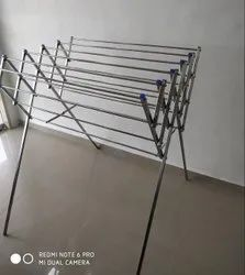 Stainless Steel Cloth Drying Stand Lotas