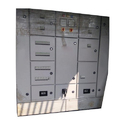 Aditya Three Phase Control Panel, Ip Rating: Ip44