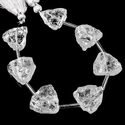 Natural Aura Clear Crystal Solar Quartz Gemstone