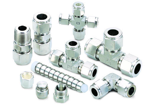 Total Instrument Tube Fitting, For Structure Pipe, Size: 0.5 To 3 Inch, Rs 200 /piece | ID: 20329112797