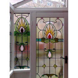 Jewel Tuf Printed Designer Window Glass