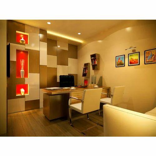 Interior Designing Services: Office Cabin Interior Designing Services In Thane West