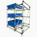 Container Recycle Shelf