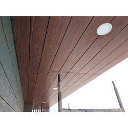 Paper Based Wooden Laminated Ceiling Sheet
