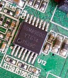 SGM89000  Set Top Box IC