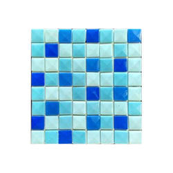 Random Mix Mosaic Tile, Thickness: 6 - 8 mm
