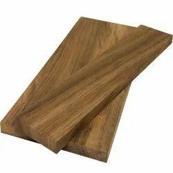 5-8 Feet Brown Sudan Teak Wood