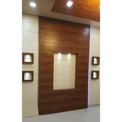 Pvc Modern Wall Panels Usage Application Home Office Rs 22 Feet Id 18024358197