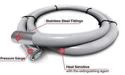 Tubular Suppression System
