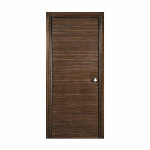 Polished PVC Panel Door