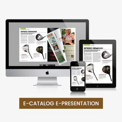 E-Catalog E-Presentation Services