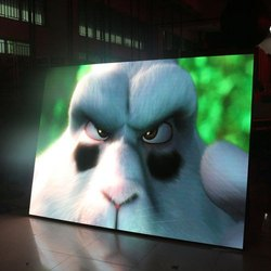 P3.91 Indoor Full Color LED Display