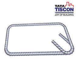6 mm & 8 mm Tata Tiscon Superlinks Cut and Bend Rebar for Construction