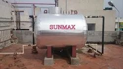 SS Hot Water Storage Tank
