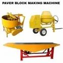 Cement Paver Tile Making Machine