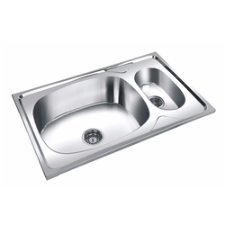 Steel Kitchen Sink Mini Bowl  sc 1 st  Bluestar Sanitary Industries Private Limited & Stainless Steel Double Bowl Sinks - Steel Kitchen Sink Mini Bowl ...