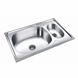 Steel Kitchen Sink Mini Bowl