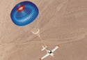 Spin Recovery Parachute