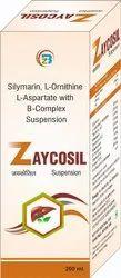 Silymarin, L-Ornithine L-Aspartate ,Thiamine HCL, Riboflavin,Vitamin Syrup