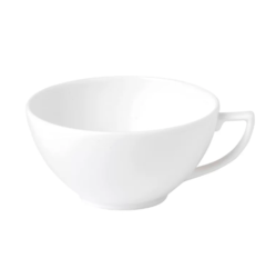 Ceramic Plane White Tea Cup