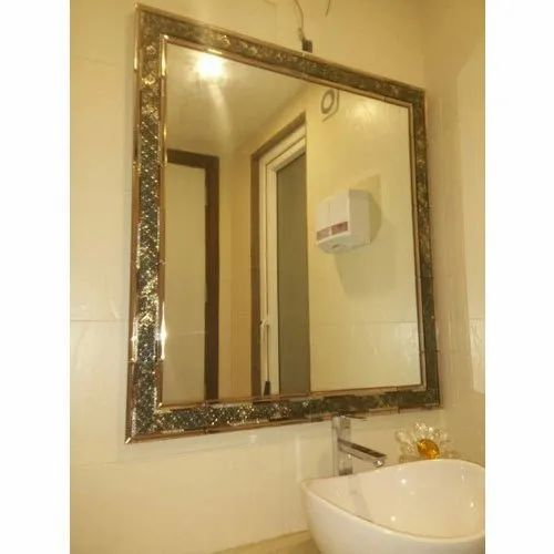 Antique Wall Mirror Mirror Shape Square Rectangle Round Rs 800 Square Feet Id 21418901330