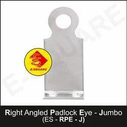 Lockout Safety Right Angled Padlock Eye - Jumbo