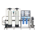 Mild Steel 100 Lph Commercial Ro Plant, Inlet Water Pressure: 7 - 14 Kg, Output: 400 - 45000 Tds