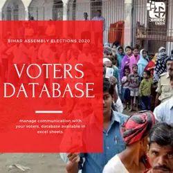 Voters Database In Excel